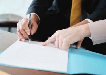 Cláusulas no aprobadas en un convenio regulador